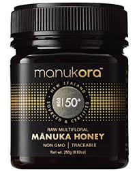 Manukora MGO 50+ Multifloral Raw Mānuka Honey ... - Amazon.com