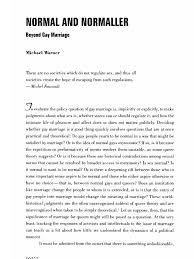 warner beyond gay marriage homosexuality queer theory