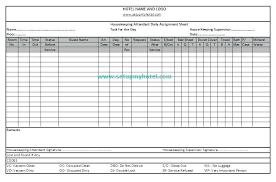 Daily Task List Template Senetwork Co