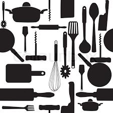 kitchen utensils vector. Kitchen Utensils Vector C