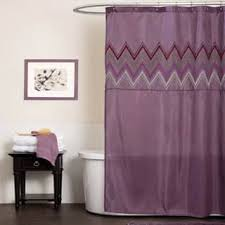Purple Shower Curtains For Less Overstock Vibrant Fabric Bath
