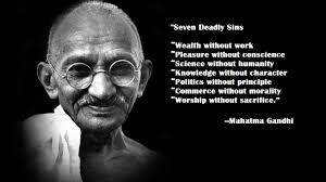 5 Of Our Favourite Quotes By Mahatma Gandhi Which Inspire Us