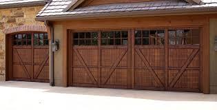 wood garage doorFaux Wood Garage Doors  FauxKC