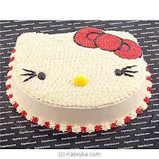Price Of Hello Kitty Cake Kapruka