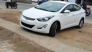 hyundai elantra 2016 white. Interesting White Inside Hyundai Elantra 2016 White D
