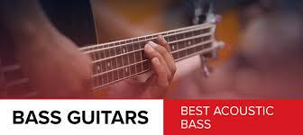 9 Best Acoustic Bass Guitars 2019 Reviews