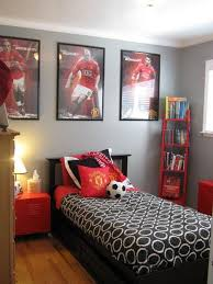 bedrooms for boys soccer. Fine Boys 15 Awesome Kids Soccer Bedrooms  Home Design And Interior For Boys C