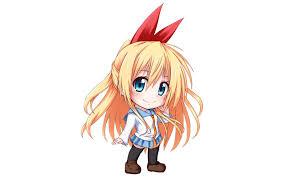 Hình ảnh Chibi - Top 60 ảnh Anime Chibi dễ thương kute nhất | Nisekoi, Anime,  Dễ thương
