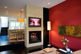 red wall decor view in gallery contemporary living room with red wall decor red wall decor