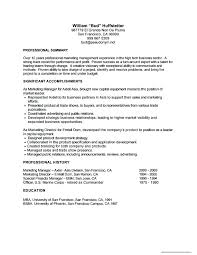 Example Of Basic Resumes Example Of Simple Resume Job Sample Basic Resumes Examples Samples