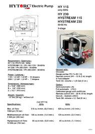 Hy Torque Chart Hy 115 Hy 230 Hytorc Pdf Catalogs Technical