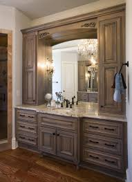 Vanity Shower Storage Solutions Bathroom Renovations Master