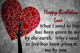 Love Birthday Quotes Impressive Top 48 Love Birthday Quotes Happy Birthday Wishes