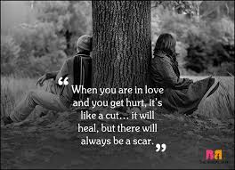 Sad Love Quotes Adorable 48 Sad Love Quotes That Are Much More Than Mere Words