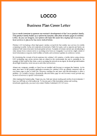 Business Plan Cover Page 6 Example Of Business Proposal Introduction Introduction Letter