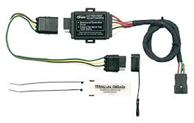 amazon com hopkins 43875 plug in simple vehicle to trailer wiring image unavailable