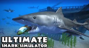 shark attack mobile games android iphone ipad windows ultimate shark simulator