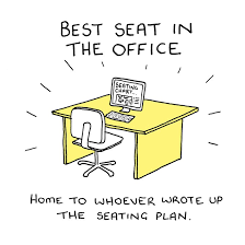 The New Office Seating Plan The New Yorker