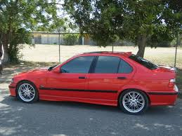 Coupe Series 1995 bmw 325i for sale : 1995 BMW 325i sedan for 500k neg