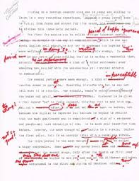 essay correction best ideas about editing marks on view larger