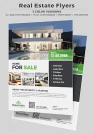019 Free Real Estate Flyer Template Publisher Apartment