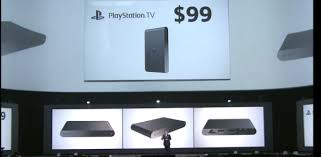 sony tv with ps4. sony playstation tv stage tv with ps4 a