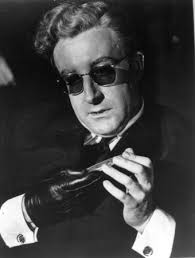 dr strangelove  virtual listless acquiescence in the possibility in fact the increasing probability of nuclear war by either design or accident dr strangelove was