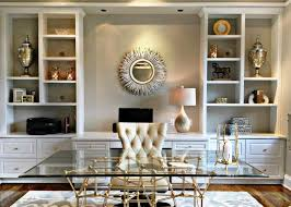 astounding artistic contemporary home office design ideas