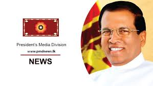 At The President Made Maithripala By Speech Sirisena 46C4qYx