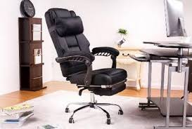 Image Office Furniture Merax High Back Ergonomic Mesh Office Chair Napping Chair Recliner Amazoncom Best Reclining Office Chair For Executive And Relaxing