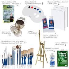 oil painting sets for beginners starter oil paint kits jerrysartarama com