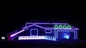 Christmas Light Show Pictures Amazing Christmas Light Show In Newark California