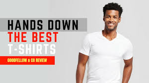 Goodfellow Co Thermal Pant Size Chart The Best T Shirts For Men Hands Down Goodfellow Co T Shirt Review