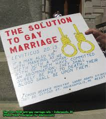 Solutions to gay marriage