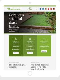 Web Design West Lothian Web Design West Lothian The Artificial Lawn Company Uk