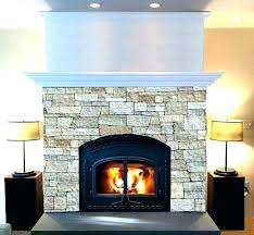 stone veneer over brick fireplace installing faux stone veneer over drywall rock brick fireplace cos