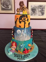 Sally Laker On Twitter Disney Themed Birthday Cake With