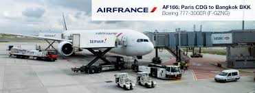 Air France Seating Chart 777 Flight Review Air France 777 300er Economy From Paris To