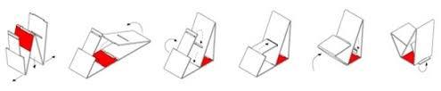 foldable cardboard furniture. picture foldable cardboard furniture