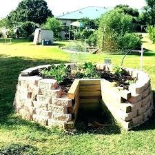 stone raised garden beds stone raised garden beds raised stone garden beds keyhole garden design raised