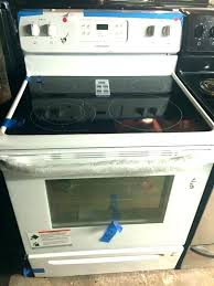stove manual awesome house the best design and regarding glass top also action point frigidaire heating