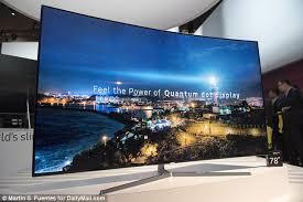 samsung tv 2017. samsung\u0027s 4k suhd js9100 curved 78\ samsung tv 2017