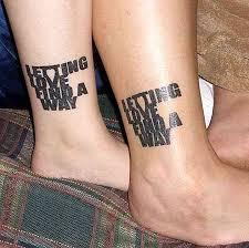 Tetování Pro Páry Ukázat Svou Lásku Tortugas Cycling