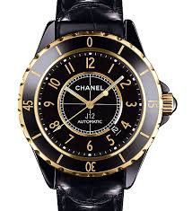 17 best images about authentic chanel watches chanel j12 · gold watchesmen