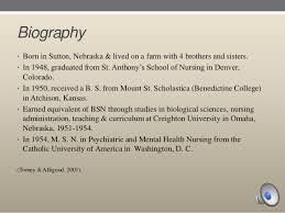 powerpoint biography transcultural nursing powerpoint presentation dr madeleine leininger