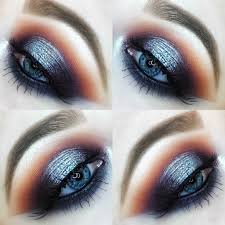 fashion makeup look for blue eyes most amazing most magical makeup ideas for gray eyes