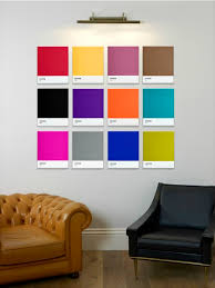 art for office walls. contemporary wall art from pantone for office walls