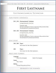 Resume Template FreeFree Resume Samples and Writing Guides for All Resume  Free Resume Templates Traditional Elegance