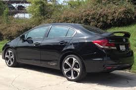 honda civic 2014 black. Contemporary 2014 2014 Honda Civic Si Sedan Real World Review Featured Image Large Thumb1 Throughout Black