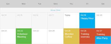 event calendar event calendar event registration membershipworks